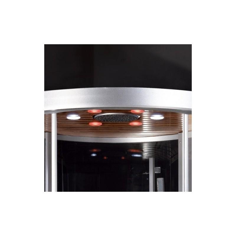 "Пародушевая кабина ""EAGO"" DZ 962 F8"